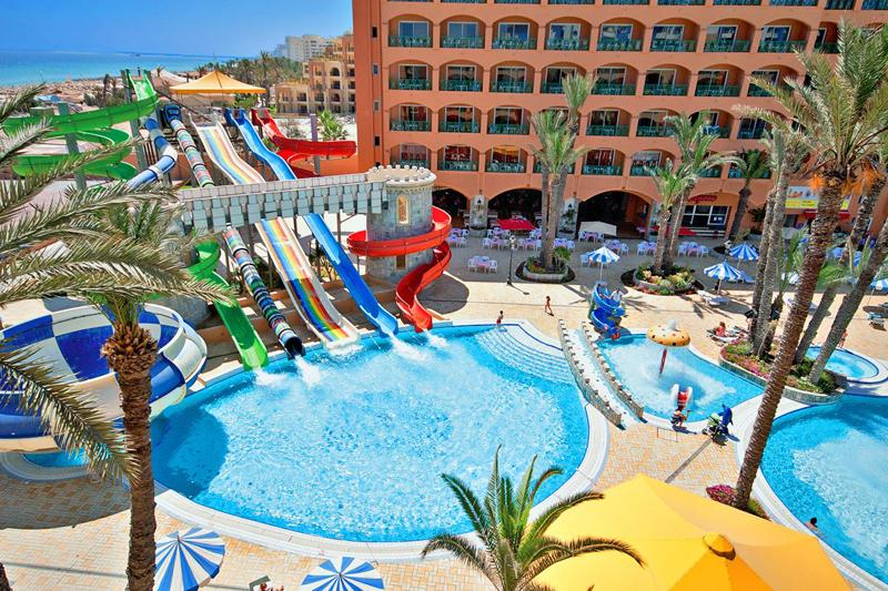 Marabout Resort Aqua Park