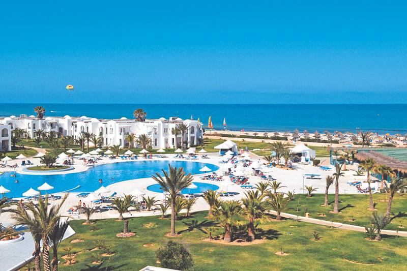 Hôtel Vincci Helios Beach