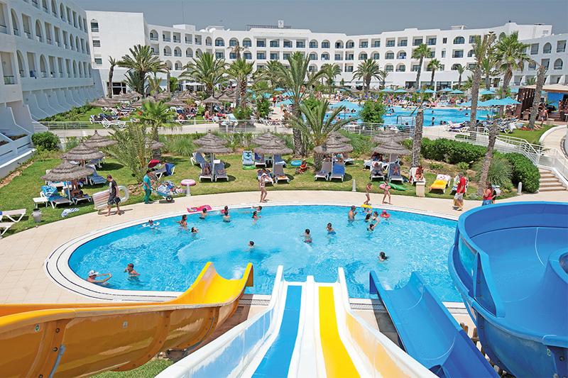 Hôtel Vincci Nozha Beach Spa