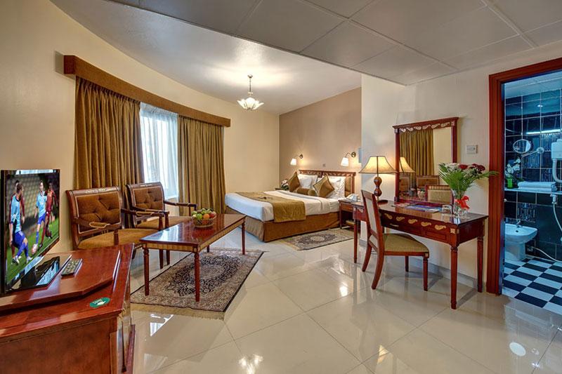 Golden Tulip Nihal Hotel