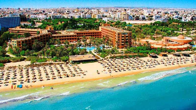 Hôtels à Port El-Kantaoui